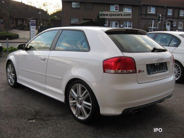 2007 Audi S3 Bose Xenon White Car Photo And Specs