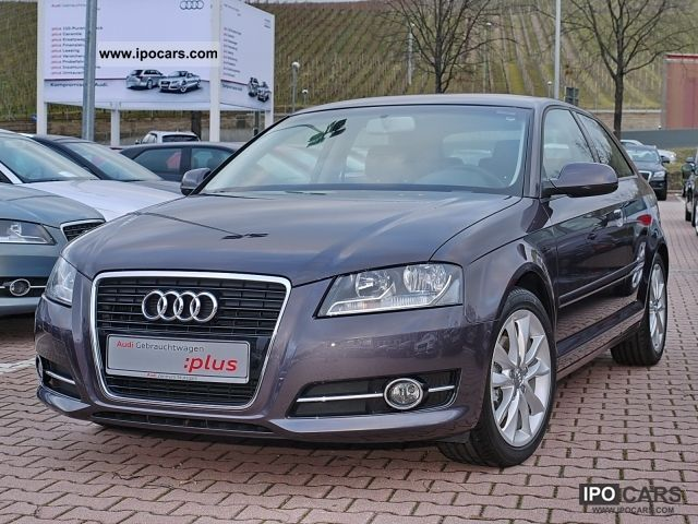 2010 Audi  A3 1.2 TFSI Ambition S Tronic Limousine Used vehicle photo