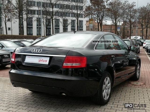2007 audi a6 saloon 2 7 tdi car photo and specs. Black Bedroom Furniture Sets. Home Design Ideas