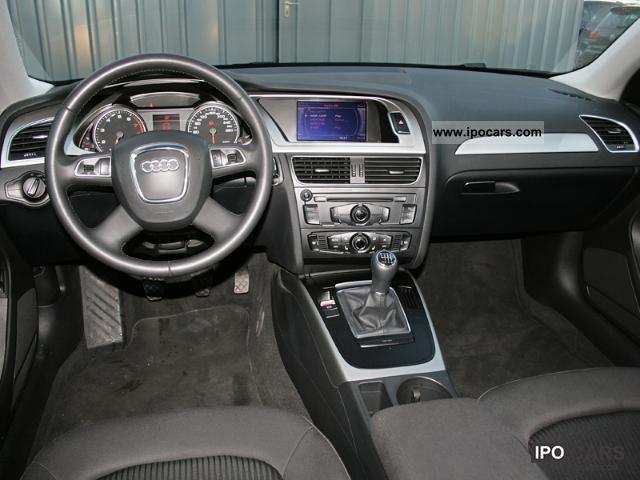 2010 Audi A4 Avant 1 8 Tfsi Attraction Car Photo And Specs