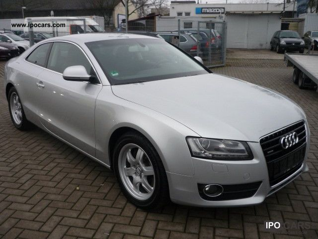 2008 audi a5 3 0 tdi quattro car photo and specs. Black Bedroom Furniture Sets. Home Design Ideas