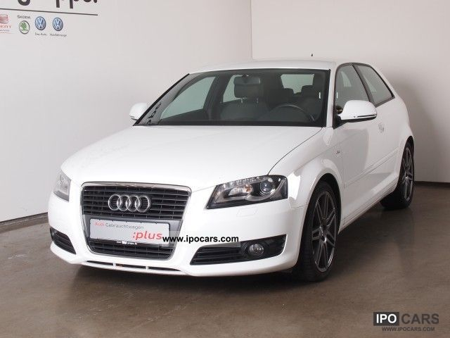 2009 Audi  A3 2.0 TFSI S line Navi / Xenon Limousine Used vehicle photo