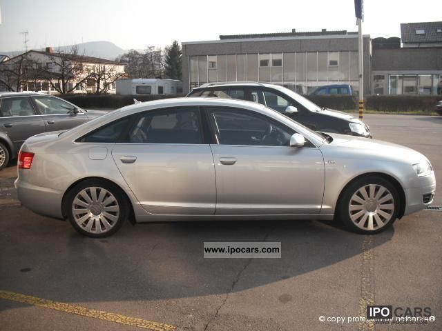 2006 audi a6 4 2 fsi quattro tiptronic bose full car photo and specs. Black Bedroom Furniture Sets. Home Design Ideas