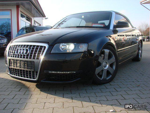 2003 Audi A4 30 Cabriolet Single Frame Reconstruction Mmi