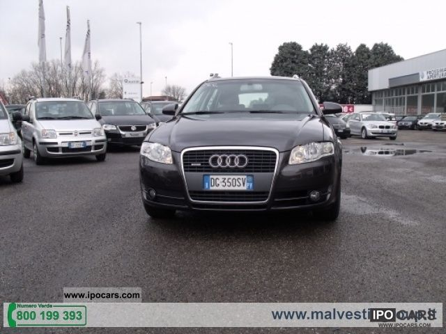 2007 audi a4 tdi av 2 0 fap quatrro car photo and specs. Black Bedroom Furniture Sets. Home Design Ideas