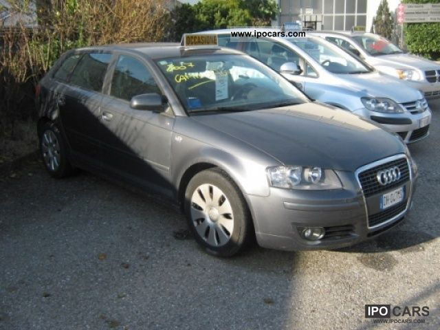 2007 Audi  A3 Spor.2.0 TDI (DSG) S Tronic Ambit. Other Used vehicle photo