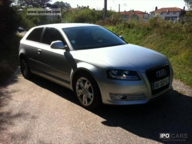 2009 audi a3 1 9 tdi 105 luxe ambition ambition tdi105 car photo and specs. Black Bedroom Furniture Sets. Home Design Ideas