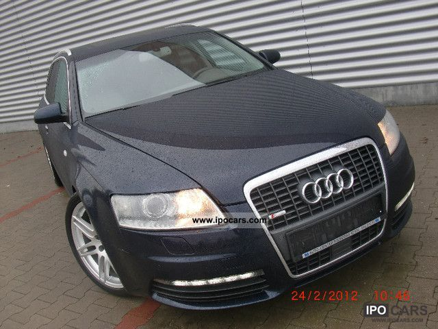 2006 Audi  3.2 FSI MEGA FULL!! QUATTRO! S-LINE Estate Car Used vehicle photo