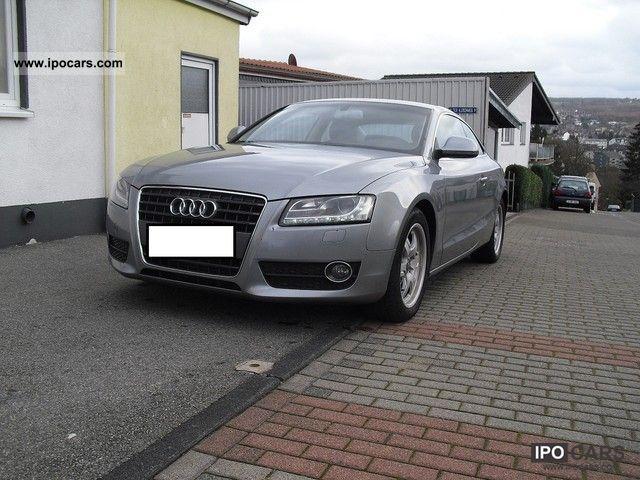 2007 Audi  A5 2.7 TDI multitronic leather Xenon LED Sports car/Coupe Used vehicle photo