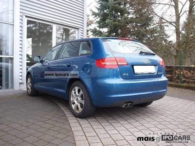 2009 audi sb a3 2 0 tdi xenon climate car photo and specs. Black Bedroom Furniture Sets. Home Design Ideas