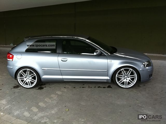 2006 Audi A3 2 0 Tfsi S Line Sports Package Plus Car