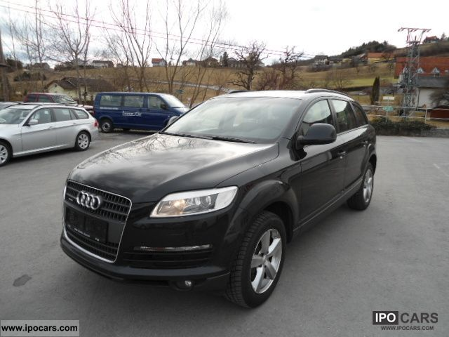 2008 Audi  Q7 3.6 FSI quattro EXP17990 * - * Off-road Vehicle/Pickup Truck Used vehicle photo
