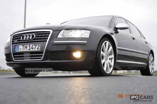 Audi  A8 6.0 quattro Long Version GAS PLANT 2004 Liquefied Petroleum Gas Cars (LPG, GPL, propane) photo