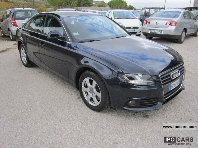 2008 audi a4 v6 2 7 tdi multitronic car photo and specs. Black Bedroom Furniture Sets. Home Design Ideas
