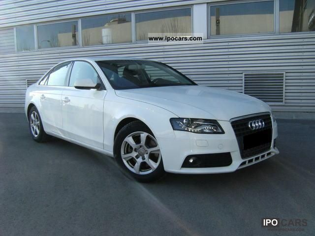 2011 audi a4 2 0 tdi attraction car photo and specs. Black Bedroom Furniture Sets. Home Design Ideas