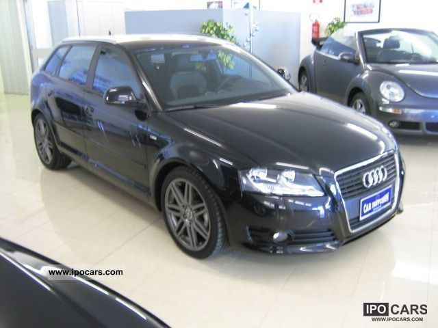 2011 Audi  A3 TDI SPB.1.6 YOUNG EDITION NUOVE ...! Limousine New vehicle photo
