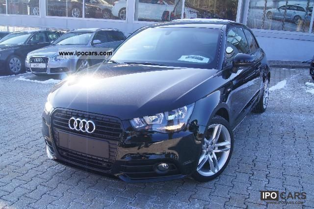 2011 audi a1 s line 1 6 tdi 105 ps s line sport package s s car photo and specs. Black Bedroom Furniture Sets. Home Design Ideas