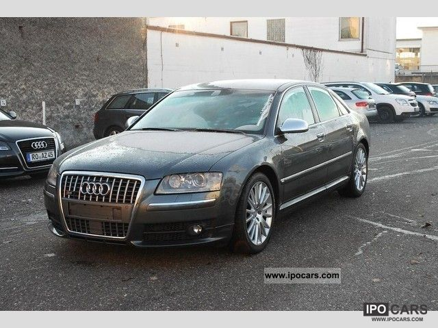 2006 Audi  S8 5.2 FSI quattro tiptronic (comfort seats, ACC) Limousine Used vehicle 			(business photo
