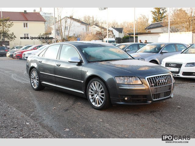 2006 audi s8 5 2 fsi quattro tiptronic comfort seats acc. Black Bedroom Furniture Sets. Home Design Ideas