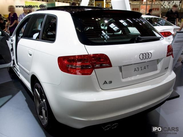 2012 audi a3 sportback 1 6 now available car photo and specs. Black Bedroom Furniture Sets. Home Design Ideas