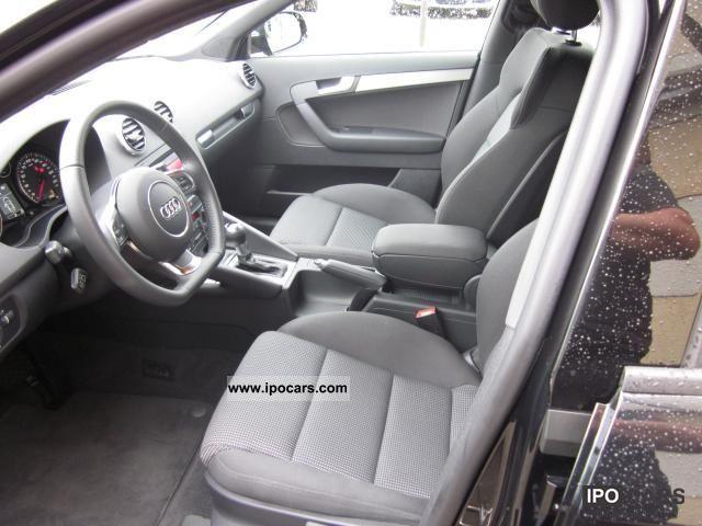 2010 Audi A3 1.2 TFSI Ambition DSG XENON ALUMINIUM AIR - Car Photo and ...
