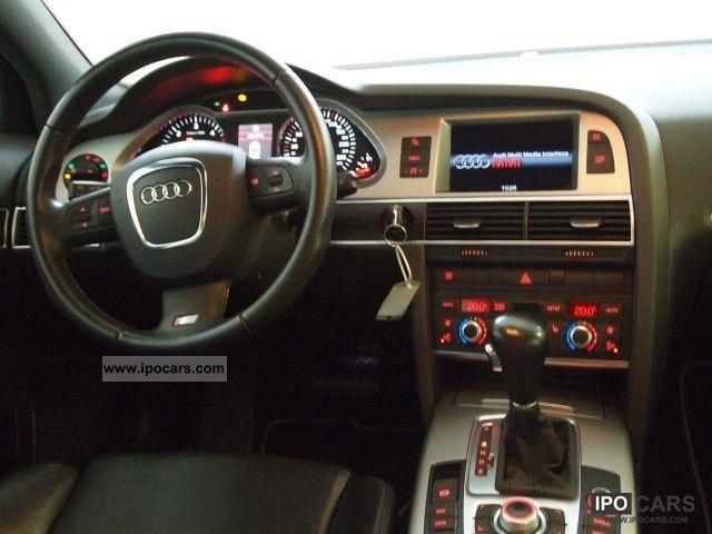 2008 Audi A6 S Line 30 TDI quattro tiptronic Navi leather  Car