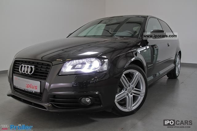 2010 audi a3 s line 2 0 tdi dpf s sportp xenon air car. Black Bedroom Furniture Sets. Home Design Ideas