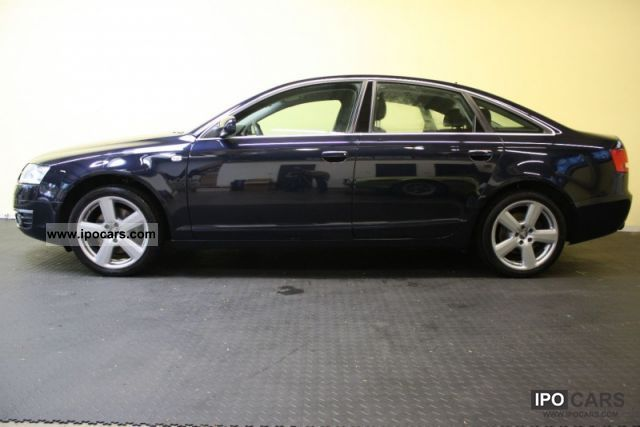 2008 audi a6 3 2 fsi quattro xenon naviplus car photo and specs. Black Bedroom Furniture Sets. Home Design Ideas