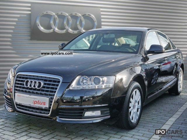 2009 audi a6 saloon 2 7 tdi car photo and specs. Black Bedroom Furniture Sets. Home Design Ideas