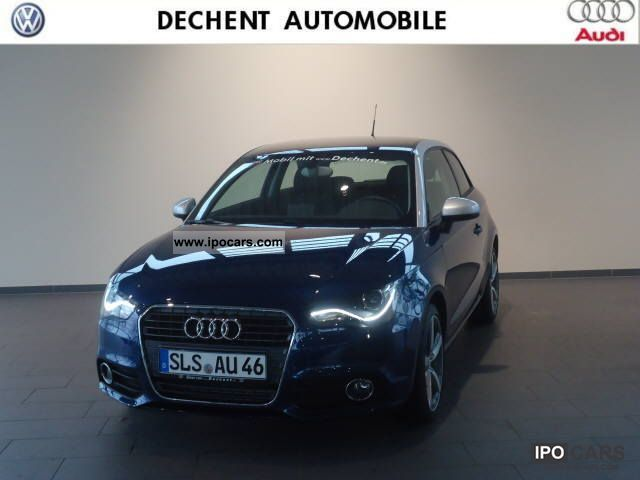 2012 audi a1 1 6 tdi ambition xenon radio concert klimaa. Black Bedroom Furniture Sets. Home Design Ideas
