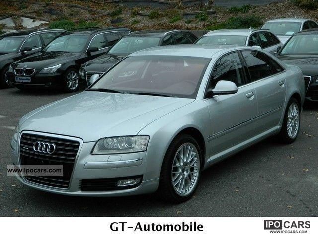 2008 Audi  A8 4.2 FSI quattro features a dream Limousine Used vehicle photo