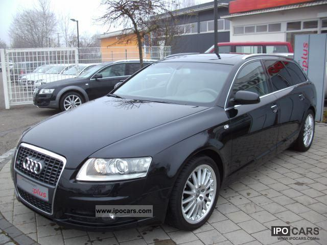2005 Audi  A6 Xenon Estate Car Used vehicle photo