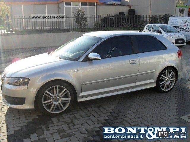 2007 audi a3 2007 km 80 000 mod s3 car photo and specs. Black Bedroom Furniture Sets. Home Design Ideas