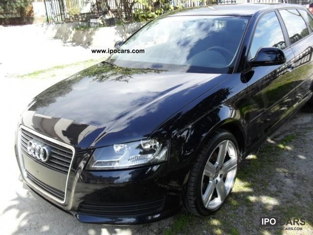 2009 audi a3 2 0 tdi f ap ambiance car photo and specs. Black Bedroom Furniture Sets. Home Design Ideas