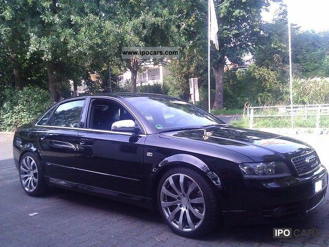 2003 Audi S4 / Vmax + chip / checkbook - Car Photo and Specs