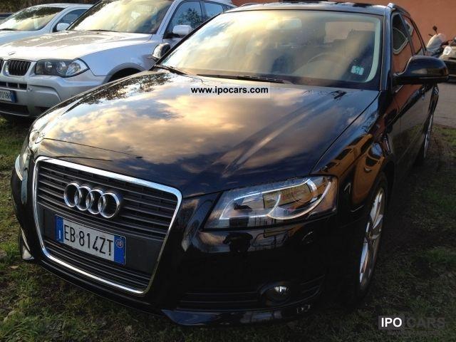 2010 Audi  OTHER 2.0 TDI Ambition Limousine Used vehicle photo