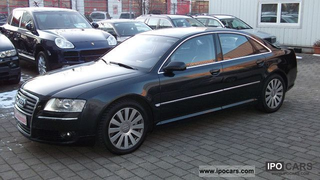 2004 Audi  A8 6.0 quattro sedan VOLLAUSSTATTUNG Limousine Used vehicle photo
