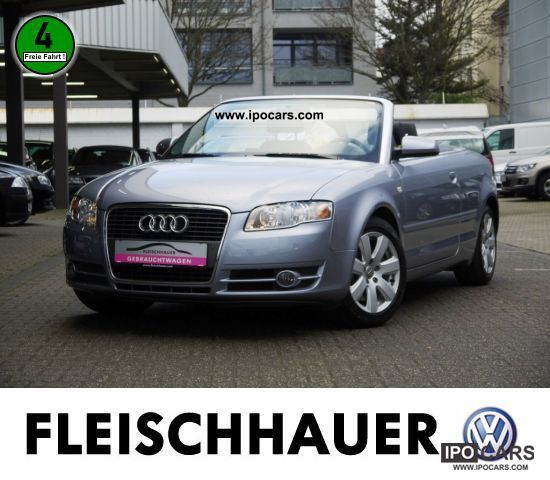 2008 Audi A4 Cabriolet 1.8T LEATHER SEAT HEATING APS