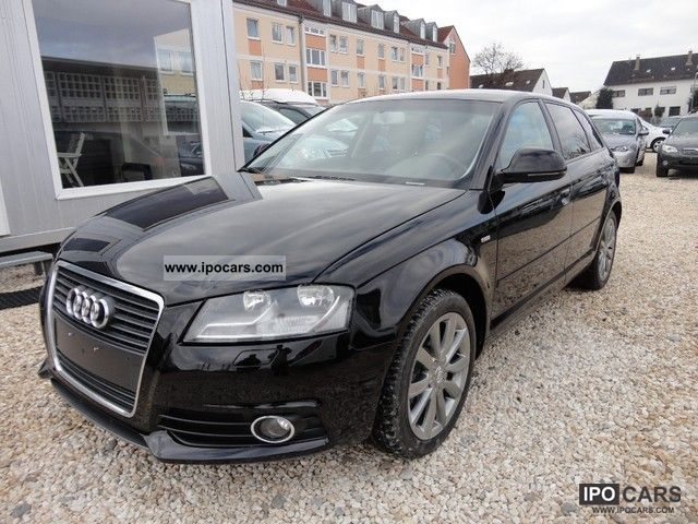 2010 Audi  A3 2.0 TFSI S tronic S line sports package (plus) Limousine Used vehicle photo