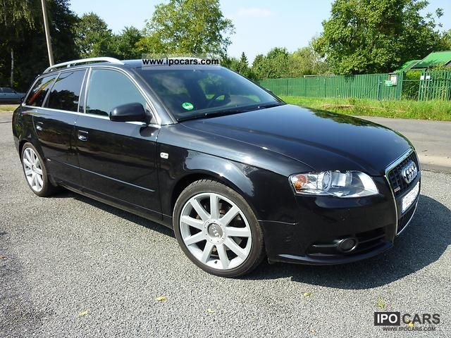 2006 audi a4 av 2 tdi quat tiptr full s line plus. Black Bedroom Furniture Sets. Home Design Ideas