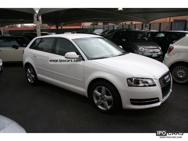 2011 Audi  OTHER 1.6 TDI S-TRONIC XENO PDC Other Used vehicle photo