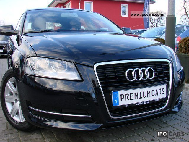2010 Audi  A3 1.4 TFSi S_Tronic climate control cruise control Limousine Used vehicle photo