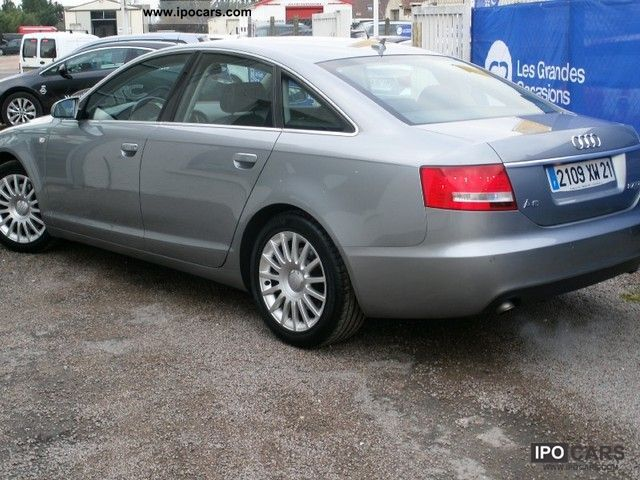 2006 audi a6 quattro 7 2 tdi180 ambition luxe tipt car photo and specs. Black Bedroom Furniture Sets. Home Design Ideas