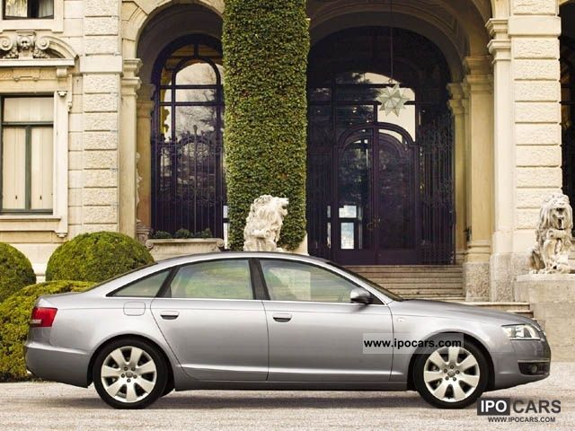 2006 Audi  A6 2.7 V6 TDI qu. Tip. Limousine Used vehicle photo