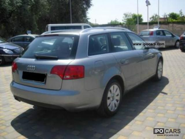 2007 audi a4 station wagon car photo and specs. Black Bedroom Furniture Sets. Home Design Ideas