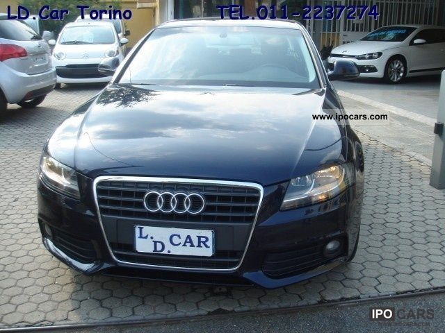 2008 Audi  A4 2.7 V6 TDI F.AP. mult. Ambiance Limousine Used vehicle photo