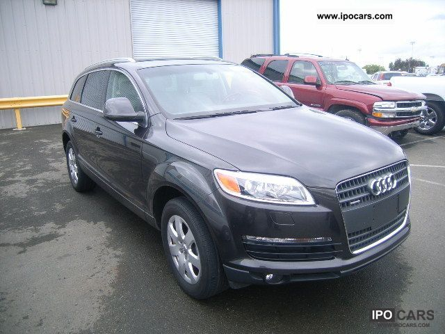 2007 audi q7 car photo and specs. Black Bedroom Furniture Sets. Home Design Ideas