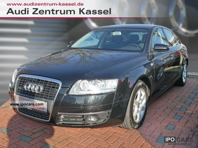 2008 Audi  A6 Saloon 3.0 TDI quattro * AHK * Xenon plus * GSD Limousine Used vehicle photo