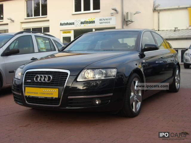 2008 Audi A6 2.8 FSI quattro S line sports Limousine Used vehicle ...