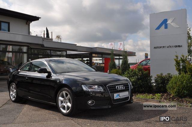 2008 Audi  A5 2.7 TDI * Automatic / Navi / Xenon * Sports car/Coupe Used vehicle photo